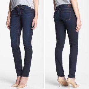 PAIGE Denim Skyline Skinny Jeans Surface Stretch